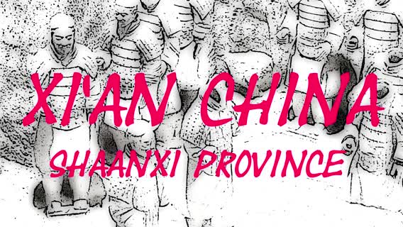 """XI'AN CHINA"""" The Terracotta Warriors and More"""